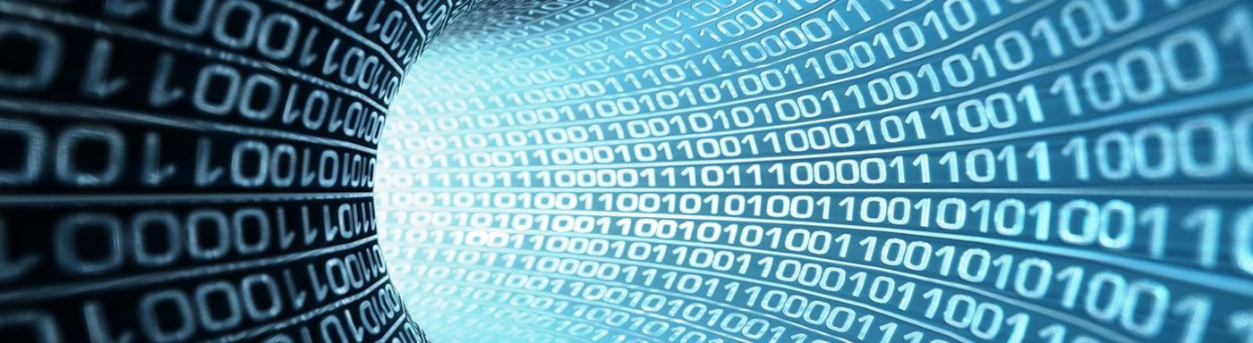 Überwachungsgeräte bringen Licht in den Datentunnel