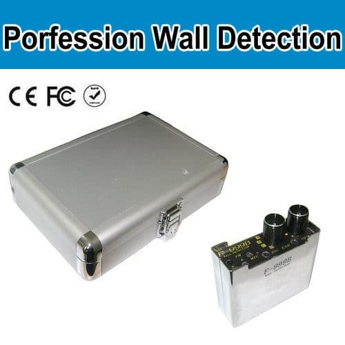 Wall detection 3