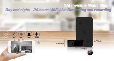 WiFi Blackbox PRO Kamera 8