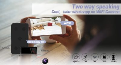 WiFi Blackbox PRO Kamera 9