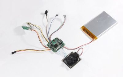 BC-1080 PIR-Kamera-Modul -2