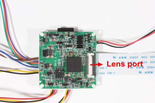 BC-1080 PIR-Kamera-Modul -5