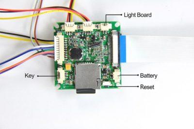 BC-1080 PIR-Kamera-Modul -6