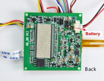 BC-720p PIR-Kamera-Modul-7