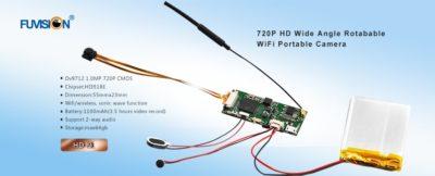 BC-720W PIR-Kamera-Modul-22