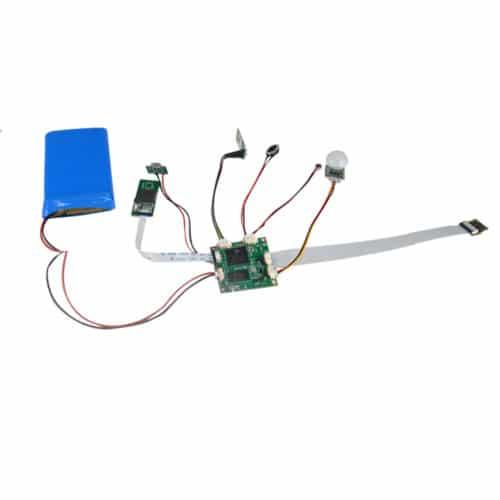 BC-1080W PIR-Kamera-Modul