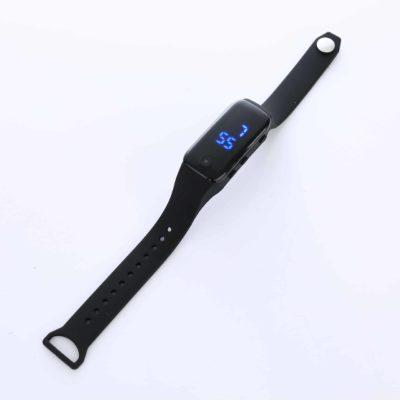 Getarnte Überwachungskamera | Sportarmband mit integrierter 1080p-FullHD-Kamera