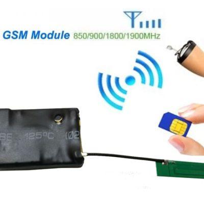 GSM-Abhögeräte | Verdecktes GSM-Headset All-in-One