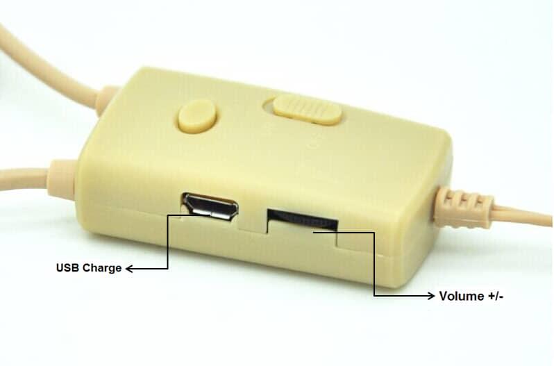 GSM-Abhögeräte | Verdecktes GSM-Headset für Smartphone
