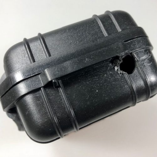 Wasserdichte Box für BlackBox PRO und LTE-Router