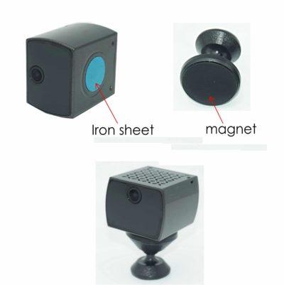 Getarnte Überwachungskamera