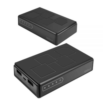 WiFi Powerbank-Kamera